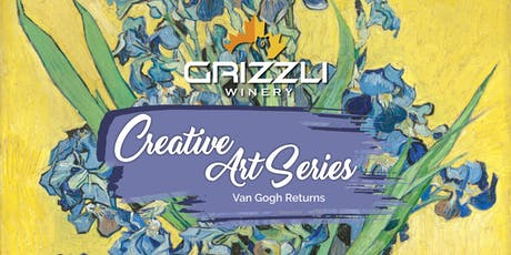 Creative Art Series: van Gogh Returns tickets