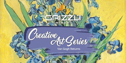 Creative Art Series: van Gogh Returns