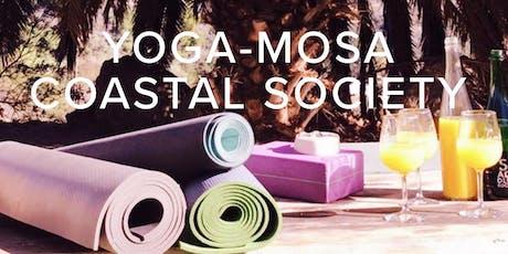 YOGA-MOSA SUNDAYS tickets