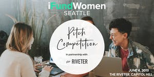 iFundWomen Seattle Pitch Competition