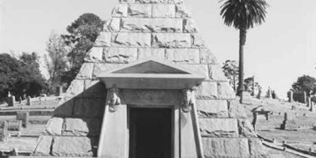 Walking Tour: Mountain View Cemetery tickets
