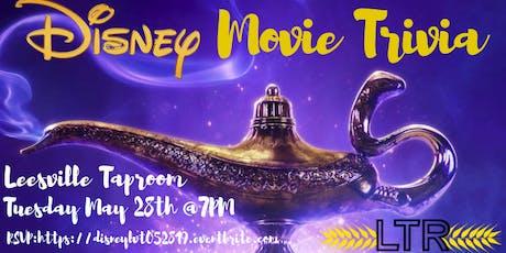 Disney Movie Trivia at Leesville Tap Room tickets