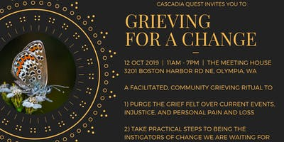 Grieving for A Change