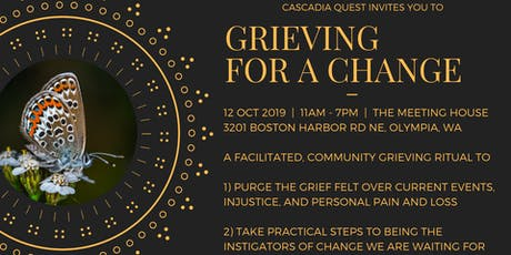 Grieving for A Change  tickets