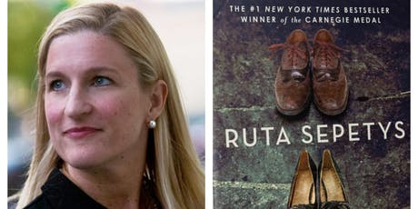 Friends of the Library Reception with Ruta Sepetys tickets