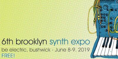 6th Brooklyn Synth Expo - FREE RSVP - Brooklyn - June