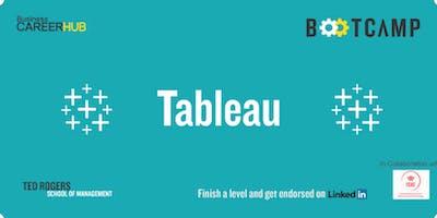 Tableau Bootcamp Level 1