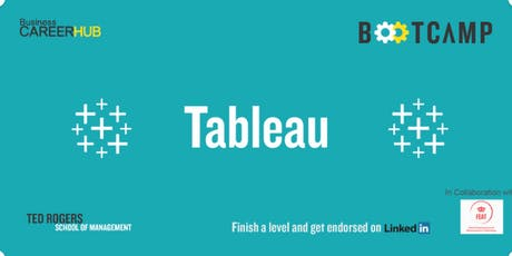 Tableau Bootcamp Level 2 tickets