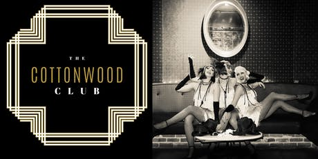 Gatsby Summer Blowout at The Cottonwood Club tickets