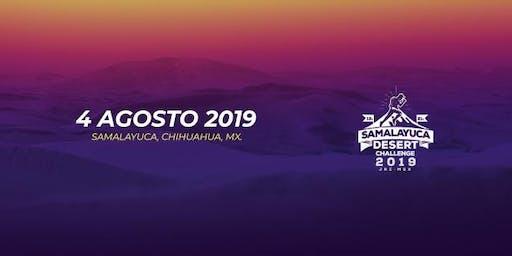 SAMALAYUCA DESERT CHALLENGE 2019