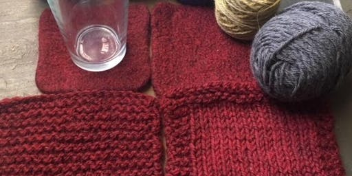 Learn to Knit at Four Seasons Farmers and Artisans Market