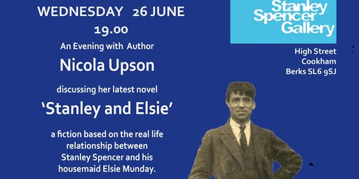 An Evening  with Nicola Upson