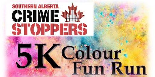 SACS 5K Colour Fun Run