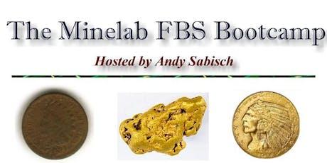 Minelab FBS Bootcamp - Gettysburg, PA (6/28) tickets