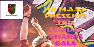 HR M.A.S.K 2ND ANNUAL AWARDS GALA
