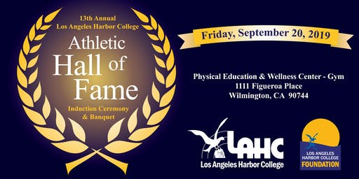13th Annual Athletic Hall of Fame Induction Ceremony & Banquet