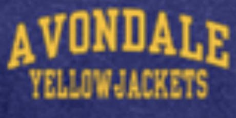 Avondale classes of 1988 & 1989 reunion tickets