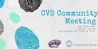 Crime Victims Service-Community Meeting