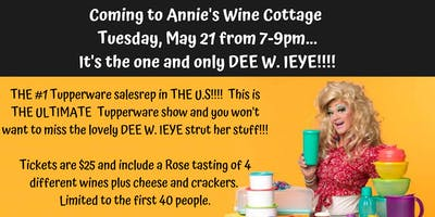 Dee W. Ieye Tupperware Party and Rose Tasting