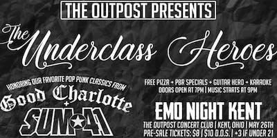 Emo Night Kent: Underclass Heroes