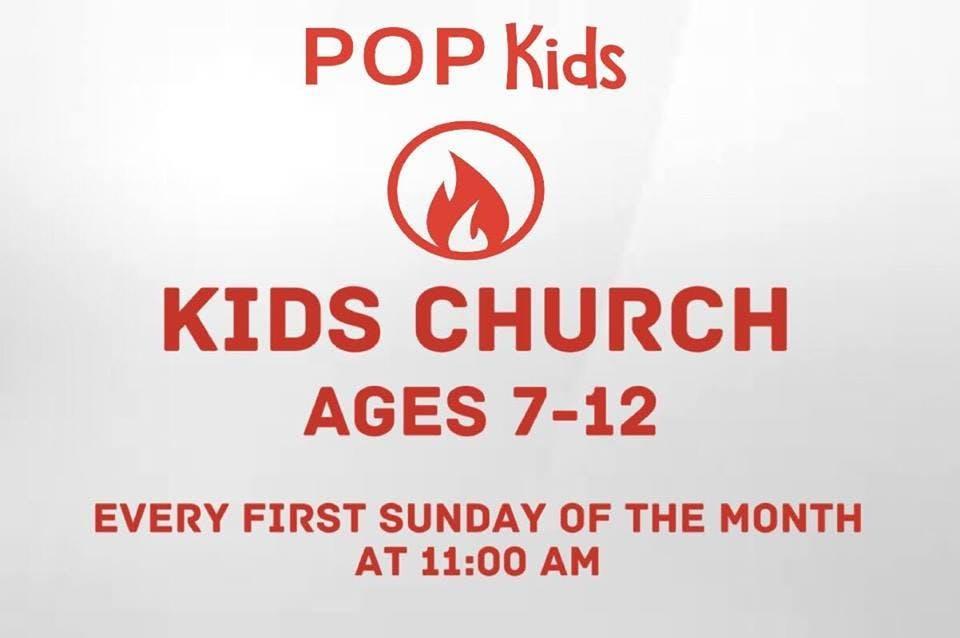 JR POP | Kids Church