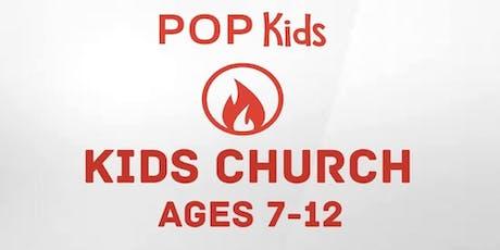JR POP | Kids Church tickets