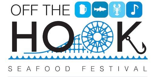 5th ANNUAL OFF THE HOOK Santa Monica Seafood Festival