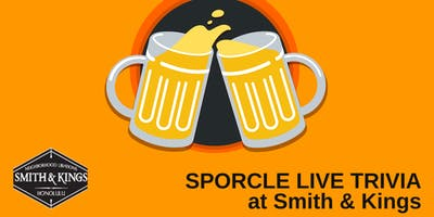 Monday Night Trivia at Smith & Kings!