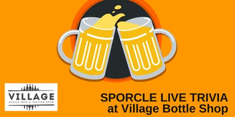 Monday Night Trivia at Village Bottle Shop! tickets