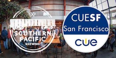 2019-20 Kickoff Event - BrewCUE with CUE San Francisco!