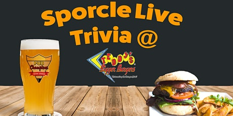 Tuesday Night Trivia at Teddy's Bigger Burgers! tickets