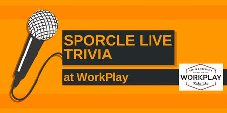 Tuesday Night Trivia at Workplay! tickets