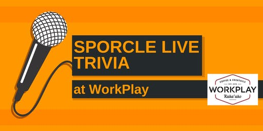 Tuesday Night Trivia at Workplay!