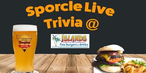 Thursday Night Trivia at Islands!