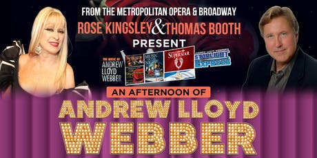 """An Evening of Andrew Lloyd Webber"" tickets"