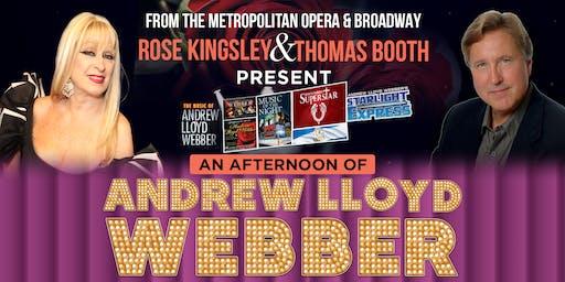 """""""An Evening of Andrew Lloyd Webber"""""""