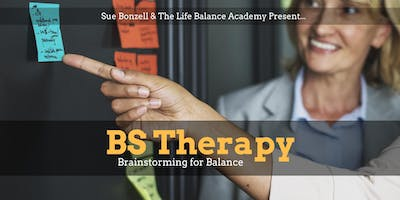BS Therapy - Brainstorming for Balance