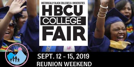 2019 HBCU College Fair Reunion Weekend tickets