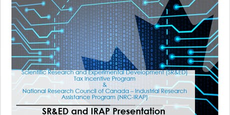 CRA-IRAP Joint Presentation tickets