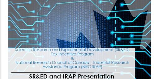CRA-IRAP Joint Presentation