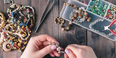 DIY Jewelry Class tickets