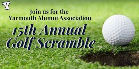 Yarmouth Alumni Association 15th Annual Golf Scramble tickets