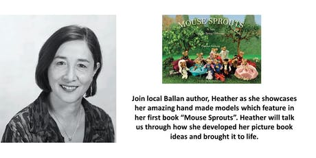 Heather Anthony- Author Talk tickets