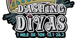 2019 Dashing Divas 1 Mile, 5K, 10K, 13.1, 26.2 -St....