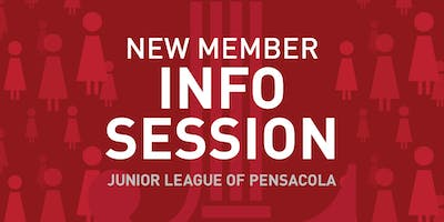 New Member Info Sessions