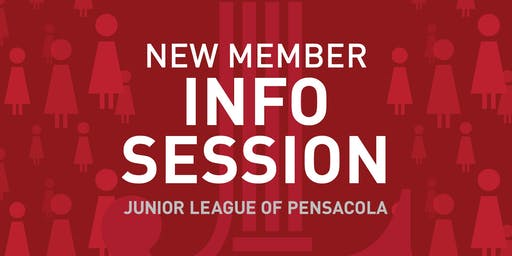 New Member Info Sessions