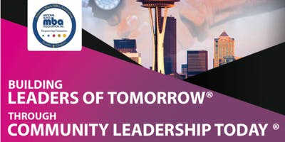 May 25th - Building Leaders of Tomorrow® through Community Leadership Today®
