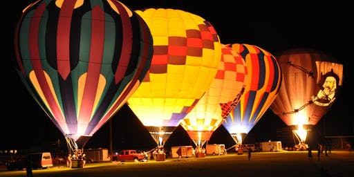 Hot Air Balloon Glow & Street Dance