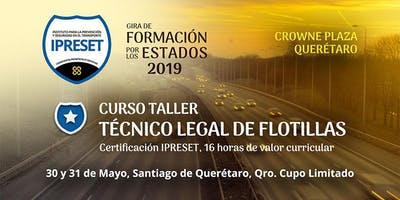 Curso Taller Técnico Legal de Flotillas