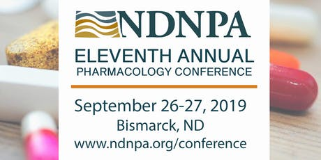11th Annual NDNPA Pharmacology Conference  tickets